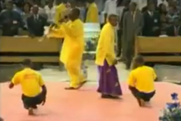 Throw Back - Choral Group Presentation in Shiloh 2005, Faith Tabernacle