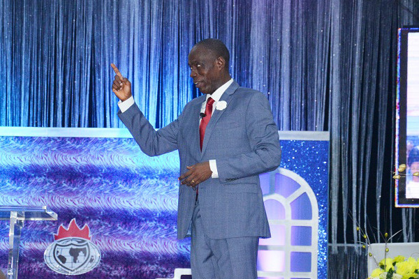 Gateways to Operating in a Different World Pt. 2A (150117) by Pastor Isaac Folaji